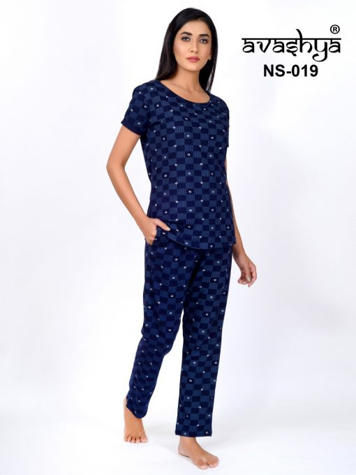 Avashya Premium Night Wear Vol 4 Wholesale Catalog 6 Pcs 4 510x680 - Avashya Premium Night Wear Vol 4 Wholesale Catalog 6 Pcs