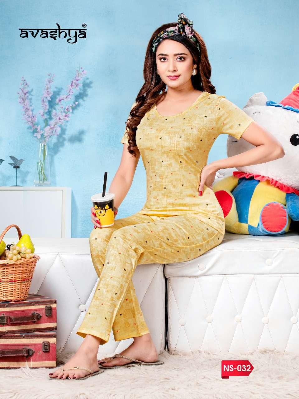 Avashya Premium Night Wear Vol 5 Wholesale Catalog 6 Pcs 1 - Avashya Premium Night Wear Vol 5 Wholesale Catalog 6 Pcs