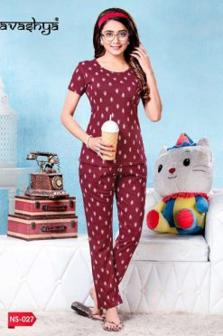 Avashya Premium Night Wear Vol 5 Wholesale Catalog 6 Pcs 247x371 - Avashya Premium Night Wear Vol 5 Wholesale Catalog 6 Pcs