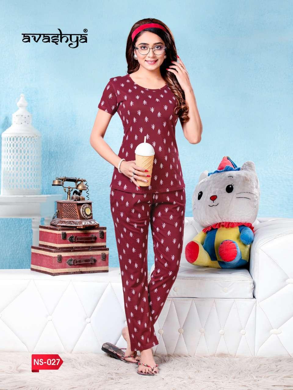 Avashya Premium Night Wear Vol 5 Wholesale Catalog 6 Pcs 3 - Avashya Premium Night Wear Vol 5 Wholesale Catalog 6 Pcs