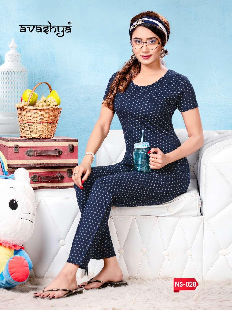 Avashya Premium Night Wear Vol 5 Wholesale Catalog 6 Pcs 4 - Avashya Premium Night Wear Vol 5 Wholesale Catalog 6 Pcs