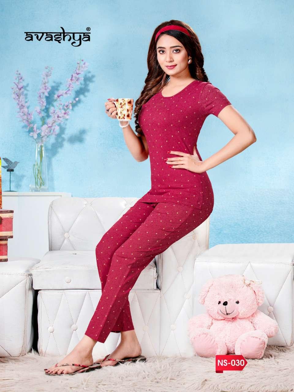 Avashya Premium Night Wear Vol 5 Wholesale Catalog 6 Pcs 5 - Avashya Premium Night Wear Vol 5 Wholesale Catalog 6 Pcs