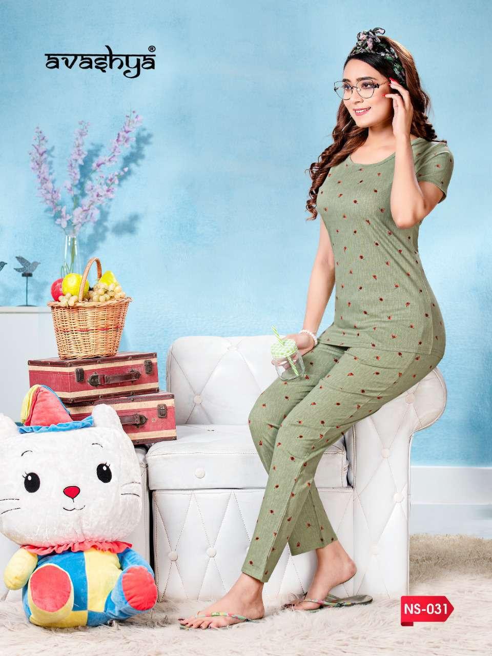 Avashya Premium Night Wear Vol 5 Wholesale Catalog 6 Pcs 7 - Avashya Premium Night Wear Vol 5 Wholesale Catalog 6 Pcs