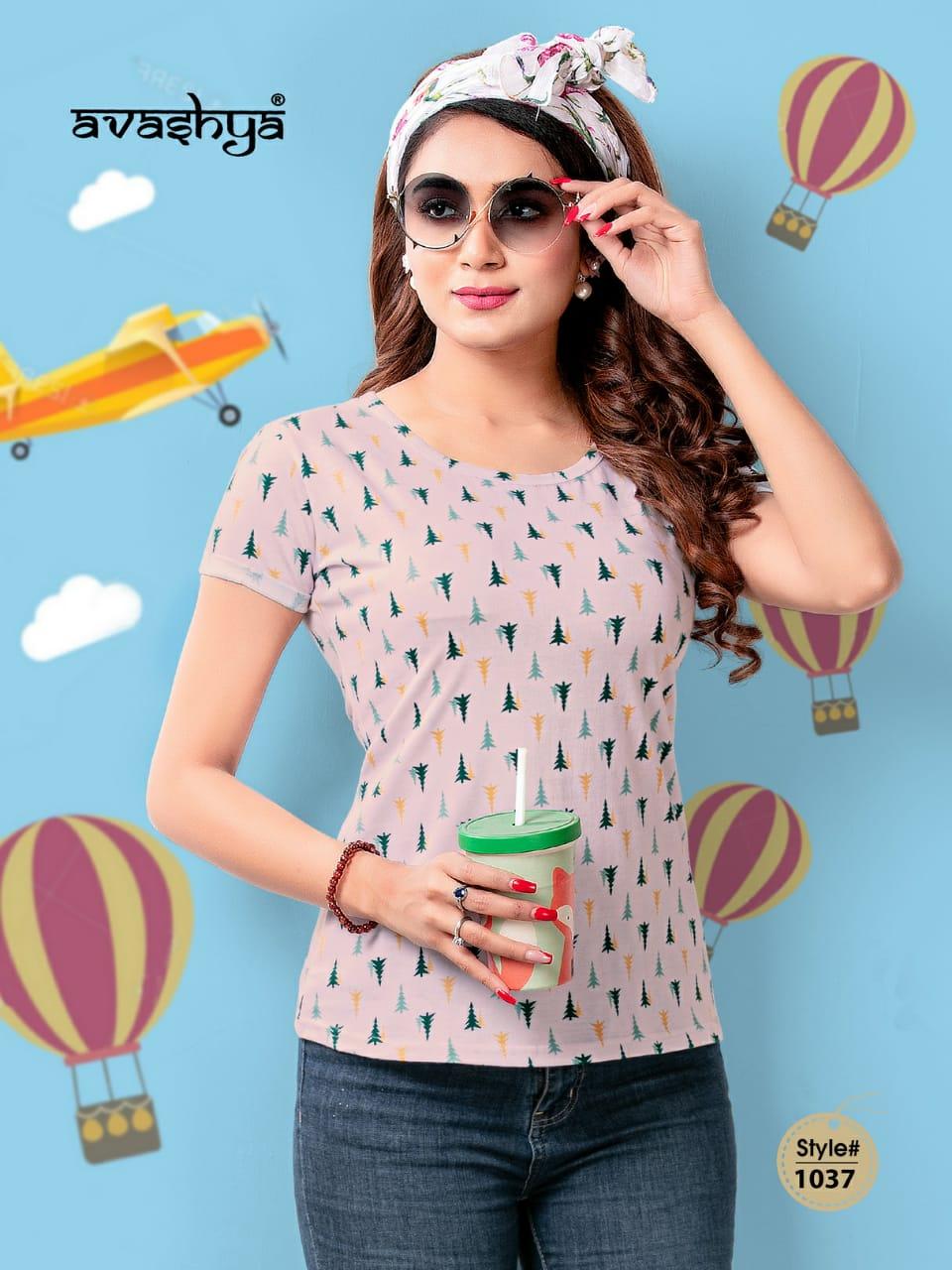 Avashya Retro Vol 53 Half Sleeves T Shirt Wholesale Catalog 6 Pcs 1 - Avashya Retro Vol 53 Half Sleeves T-Shirt Wholesale Catalog 6 Pcs