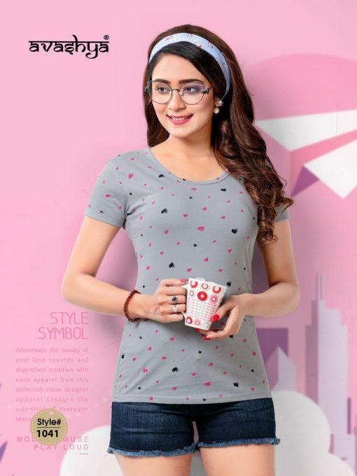 Avashya Retro Vol 53 Half Sleeves T Shirt Wholesale Catalog 6 Pcs 3 510x680 - Avashya Retro Vol 53 Half Sleeves T-Shirt Wholesale Catalog 6 Pcs