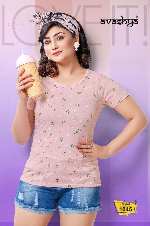 Avashya Retro Vol 54 Half Sleeves T Shirt Wholesale Catalog 6 Pcs 3 1 510x765 - Avashya Retro Vol 54 Half Sleeves T-Shirt Wholesale Catalog 6 Pcs
