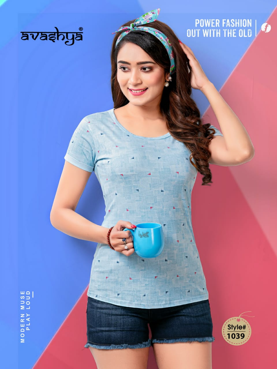 Avashya Retro Vol 54 Half Sleeves T Shirt Wholesale Catalog 6 Pcs 4 1 - Avashya Retro Vol 54 Half Sleeves T-Shirt Wholesale Catalog 6 Pcs