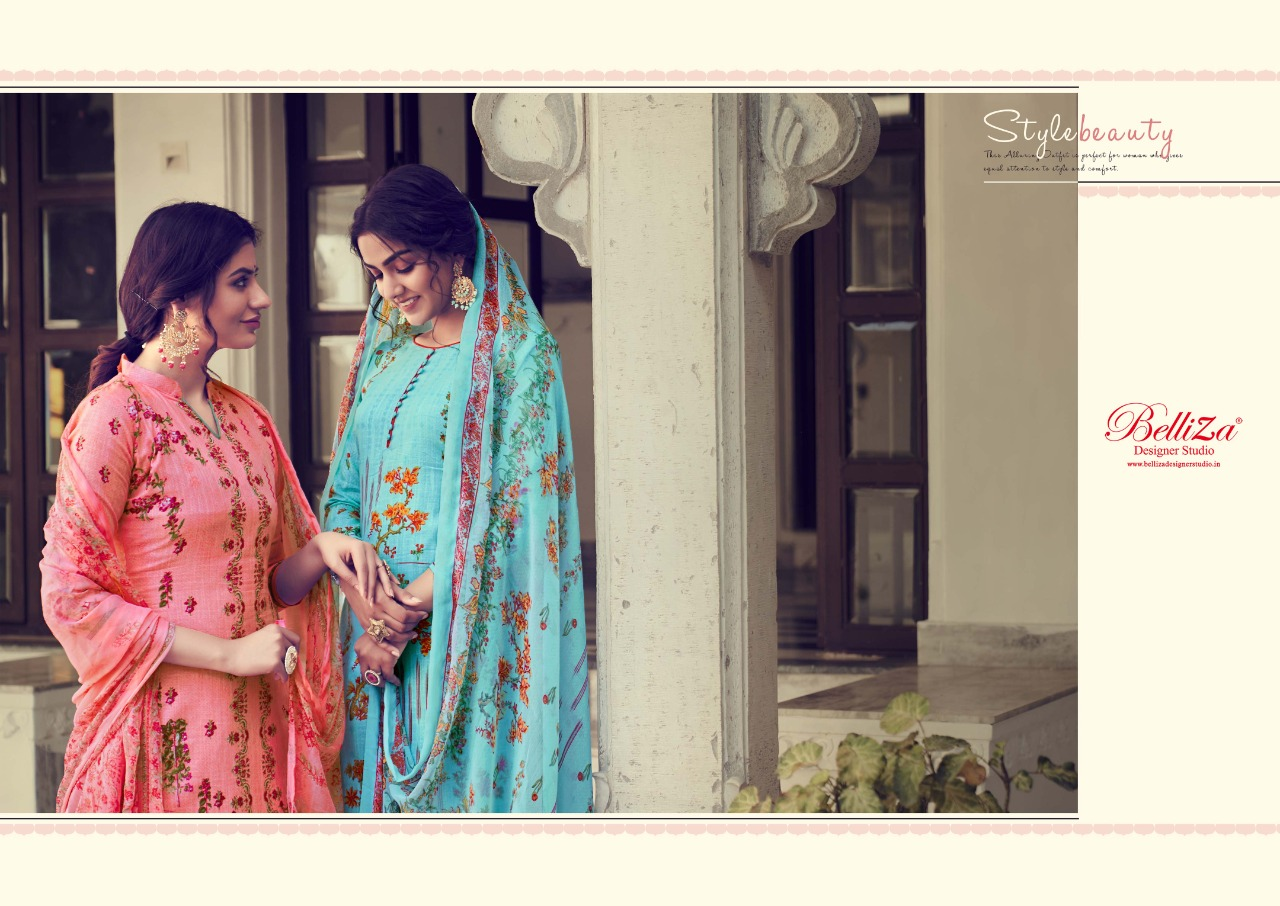 Belliza Nakshatra Salwar Suit Wholesale Catalog 10 Pcs 12 - Belliza Nakshatra Salwar Suit Wholesale Catalog 10 Pcs