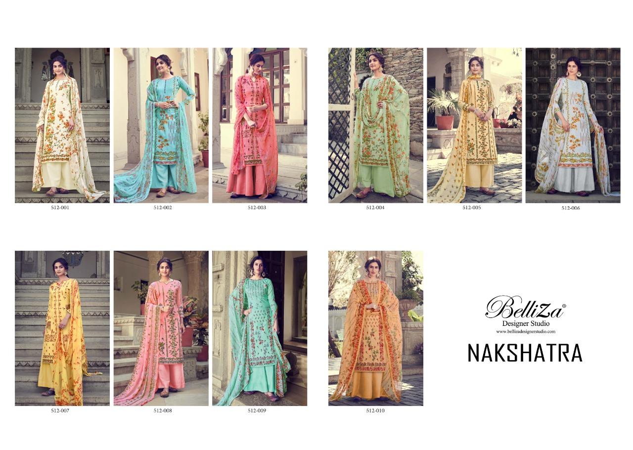 Belliza Nakshatra Salwar Suit Wholesale Catalog 10 Pcs 2 - Belliza Nakshatra Salwar Suit Wholesale Catalog 10 Pcs