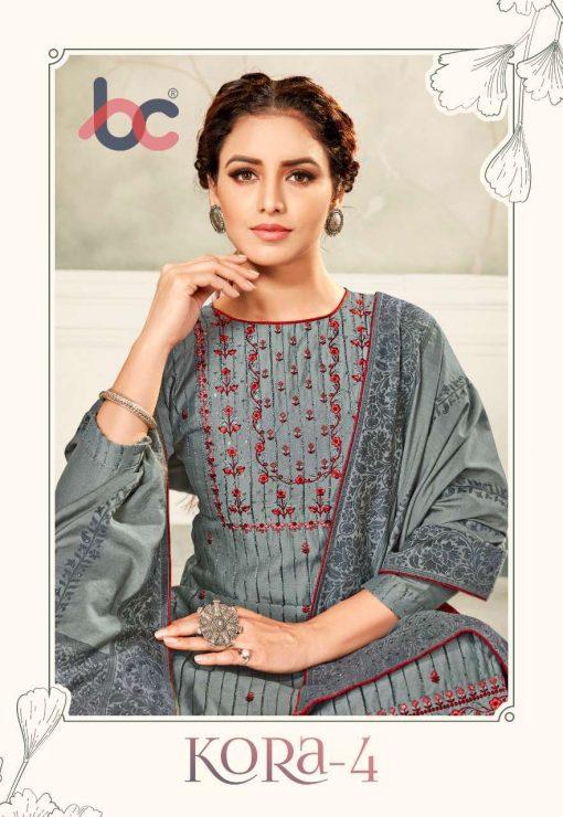 Brij Kora Vol 4 Salwar Suit Wholesale Catalog 8 Pcs 2 510x740 - Brij Kora Vol 4 Salwar Suit Wholesale Catalog 8 Pcs