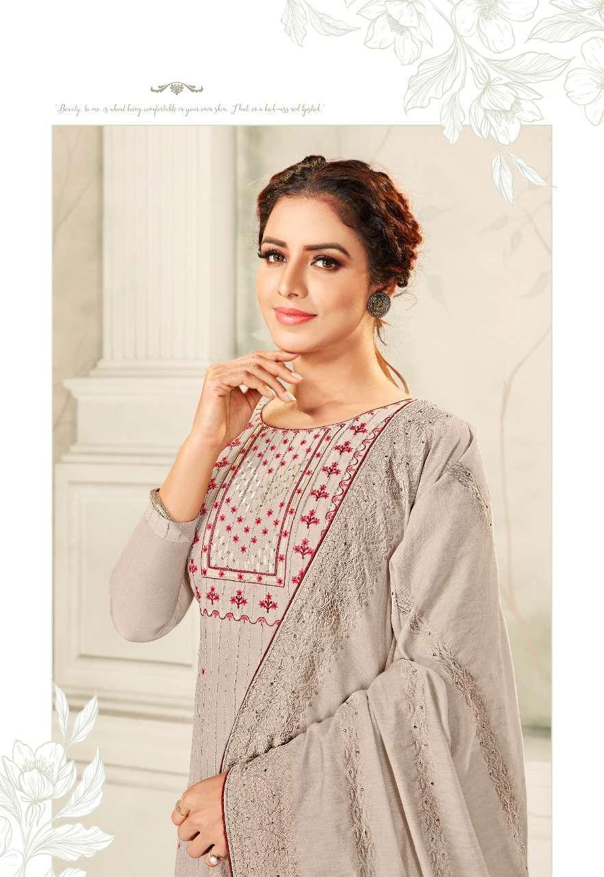Brij Kora Vol 4 Salwar Suit Wholesale Catalog 8 Pcs 5 - Brij Kora Vol 4 Salwar Suit Wholesale Catalog 8 Pcs
