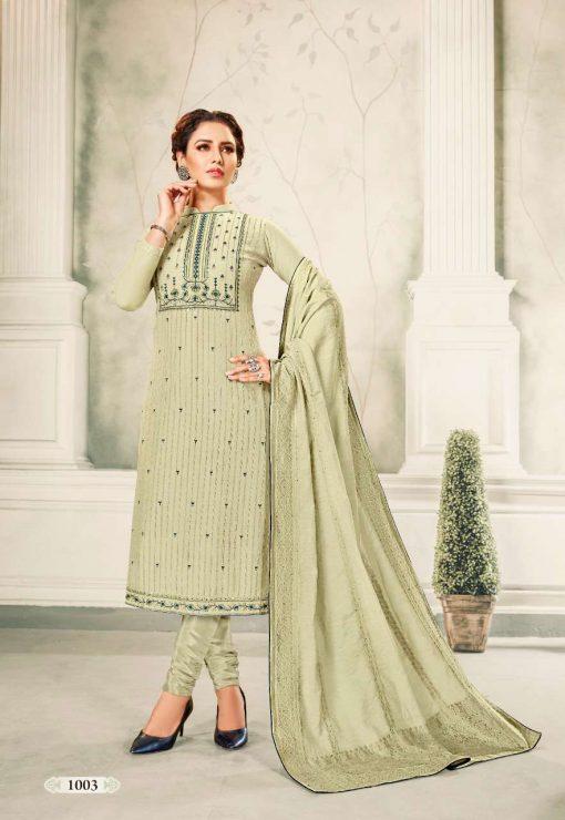 Brij Kora Vol 4 Salwar Suit Wholesale Catalog 8 Pcs 7 510x740 - Brij Kora Vol 4 Salwar Suit Wholesale Catalog 8 Pcs