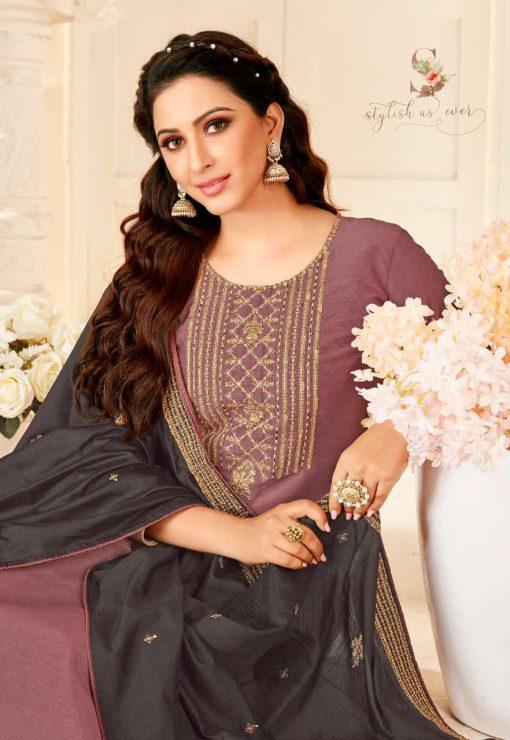 Brij Saira Salwar Suit Wholesale Catalog 8 Pcs 10 510x740 - Brij Saira Salwar Suit Wholesale Catalog 8 Pcs