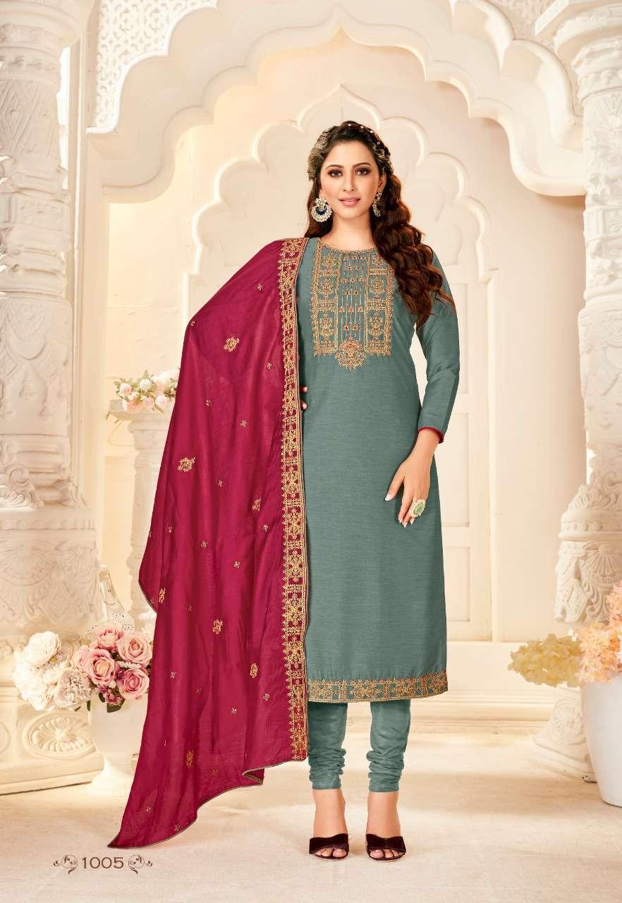 Brij Saira Salwar Suit Wholesale Catalog 8 Pcs 17 - Brij Saira Salwar Suit Wholesale Catalog 8 Pcs