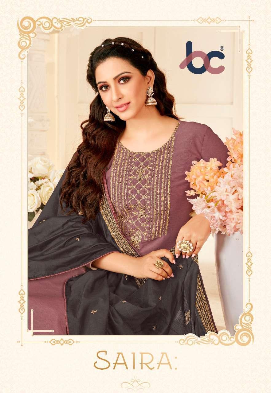 Brij Saira Salwar Suit Wholesale Catalog 8 Pcs 3 - Brij Saira Salwar Suit Wholesale Catalog 8 Pcs