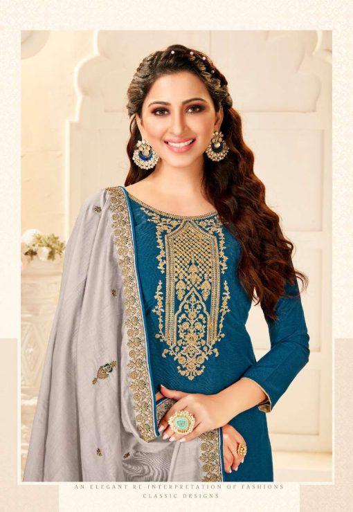 Brij Saira Salwar Suit Wholesale Catalog 8 Pcs 4 510x740 - Brij Saira Salwar Suit Wholesale Catalog 8 Pcs