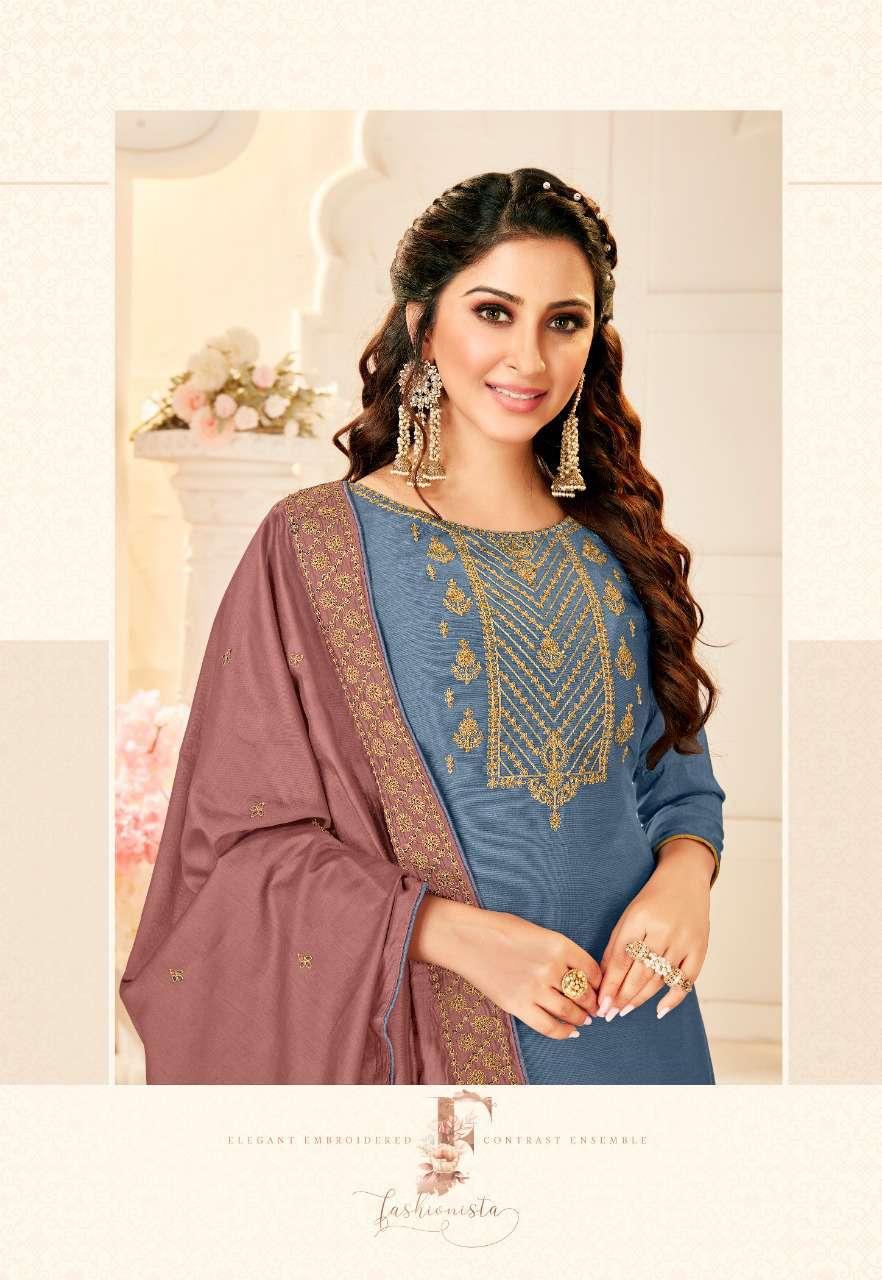 Brij Saira Salwar Suit Wholesale Catalog 8 Pcs 5 - Brij Saira Salwar Suit Wholesale Catalog 8 Pcs