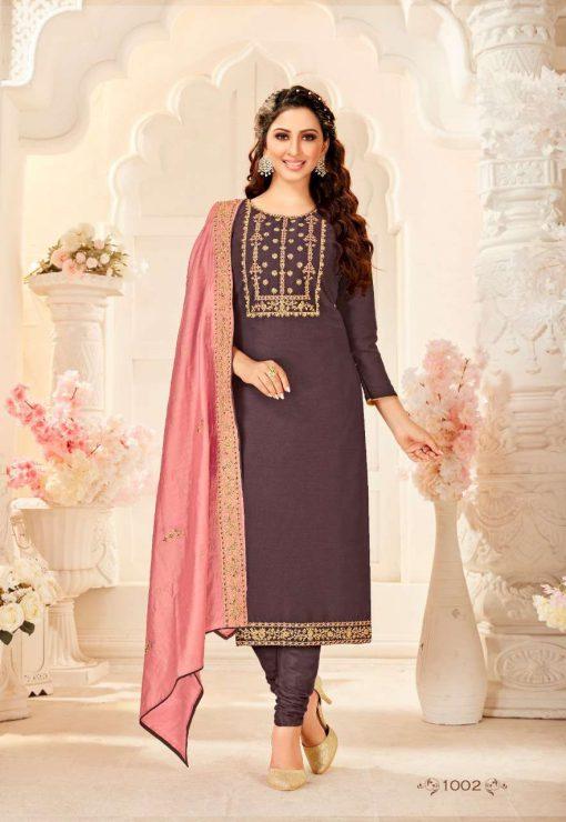Brij Saira Salwar Suit Wholesale Catalog 8 Pcs 7 510x740 - Brij Saira Salwar Suit Wholesale Catalog 8 Pcs