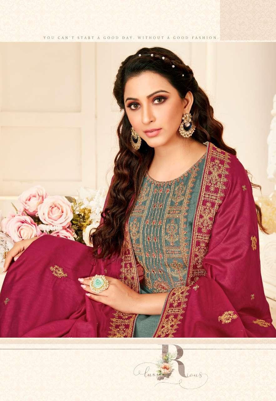 Brij Saira Salwar Suit Wholesale Catalog 8 Pcs 9 - Brij Saira Salwar Suit Wholesale Catalog 8 Pcs