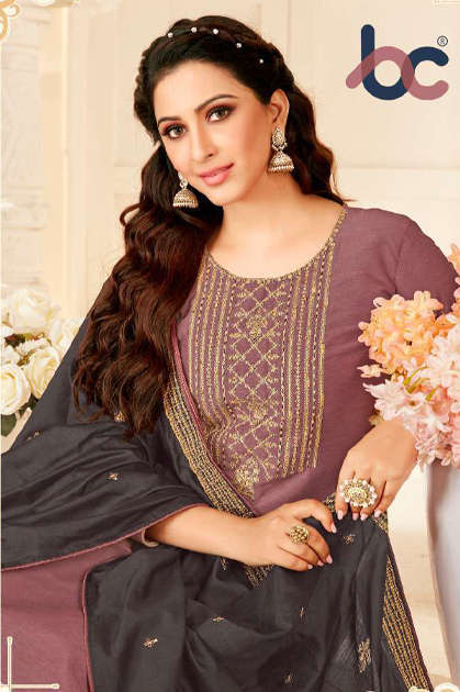 Brij Saira Salwar Suit Wholesale Catalog 8 Pcs