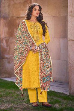 Deepsy Kaani Salwar Suit Wholesale Catalog 8 Pcs