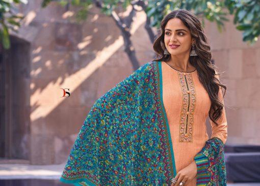 Deepsy Kaani Salwar Suit Wholesale Catalog 8 Pcs 5 510x364 - Deepsy Kaani Salwar Suit Wholesale Catalog 8 Pcs