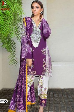 Deepsy Mahey Salwar Suit Wholesale Catalog 7 Pcs