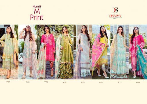 Deepsy Maria B M Print Salwar Suit Wholesale Catalog 8 Pcs 10 510x360 - Deepsy Maria B M Print Salwar Suit Wholesale Catalog 8 Pcs