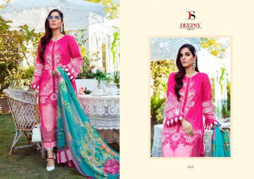 Deepsy Maria B M Print Salwar Suit Wholesale Catalog 8 Pcs 5 510x360 - Deepsy Maria B M Print Salwar Suit Wholesale Catalog 8 Pcs