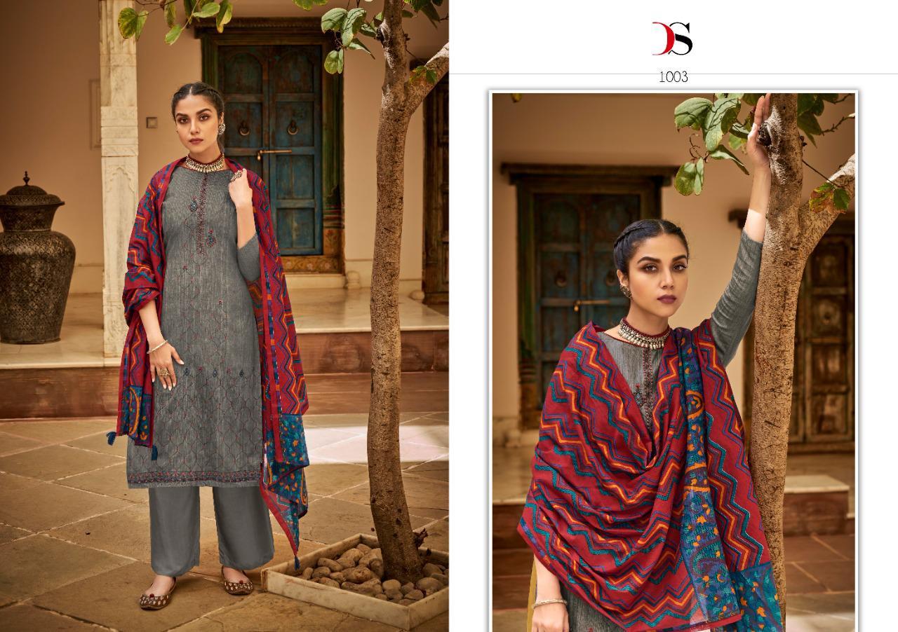 Deepsy Panghat Vol 12 Salwar Suit Wholesale Catalog 6 Pcs 6 - Deepsy Panghat Vol 12 Salwar Suit Wholesale Catalog 8 Pcs