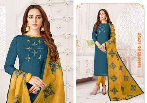 Fashion Floor Royal Touch Salwar Suit Wholesale Catalog 12 Pcs 13 510x357 - Fashion Floor Royal Touch Salwar Suit Wholesale Catalog 12 Pcs