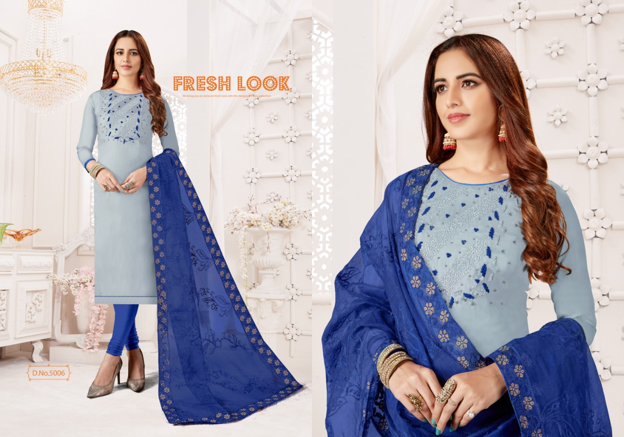 Fashion Floor Royal Touch Salwar Suit Wholesale Catalog 12 Pcs 8 - Fashion Floor Royal Touch Salwar Suit Wholesale Catalog 12 Pcs