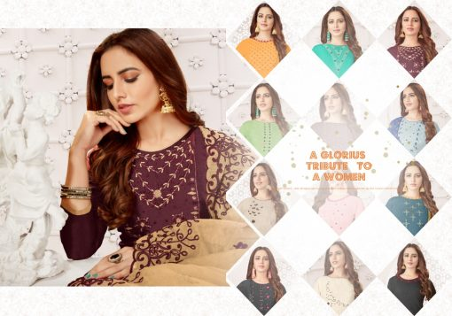 Fashion Floor Royal Touch Salwar Suit Wholesale Catalog 12 Pcs 9 510x357 - Fashion Floor Royal Touch Salwar Suit Wholesale Catalog 12 Pcs