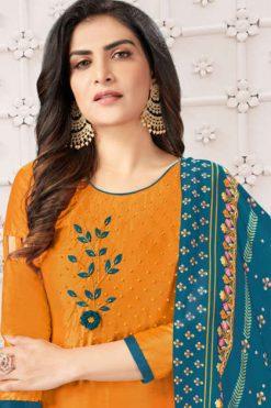 Fashion Floor Star Look Salwar Suit Wholesale Catalog 12 Pcs