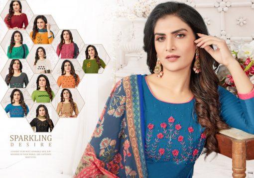 Fashion Floor Star Look Salwar Suit Wholesale Catalog 12 Pcs 7 510x357 - Fashion Floor Star Look Salwar Suit Wholesale Catalog 12 Pcs