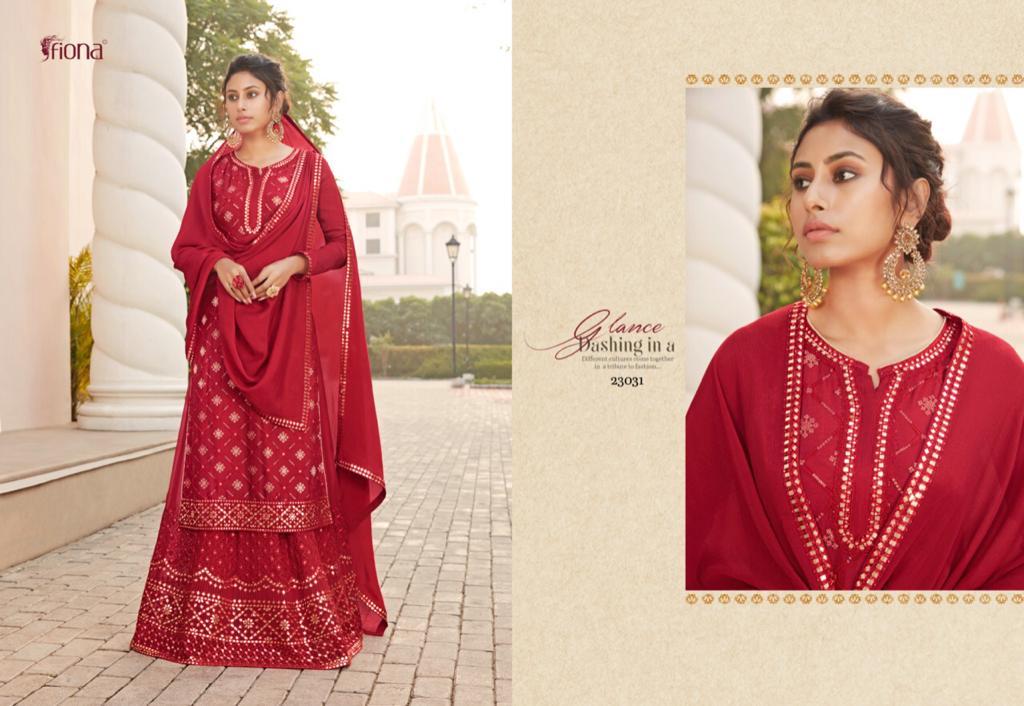 Fiona Ruhi Salwar Suit Wholesale Catalog 4 Pcs 3 - Fiona Ruhi Salwar Suit Wholesale Catalog 4 Pcs