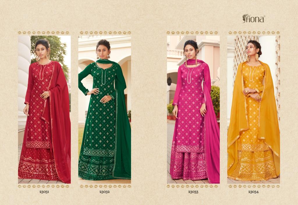 Fiona Ruhi Salwar Suit Wholesale Catalog 4 Pcs 4 - Fiona Ruhi Salwar Suit Wholesale Catalog 4 Pcs