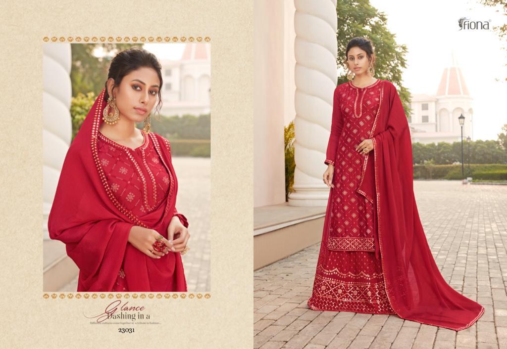 Fiona Ruhi Salwar Suit Wholesale Catalog 4 Pcs 5 - Fiona Ruhi Salwar Suit Wholesale Catalog 4 Pcs