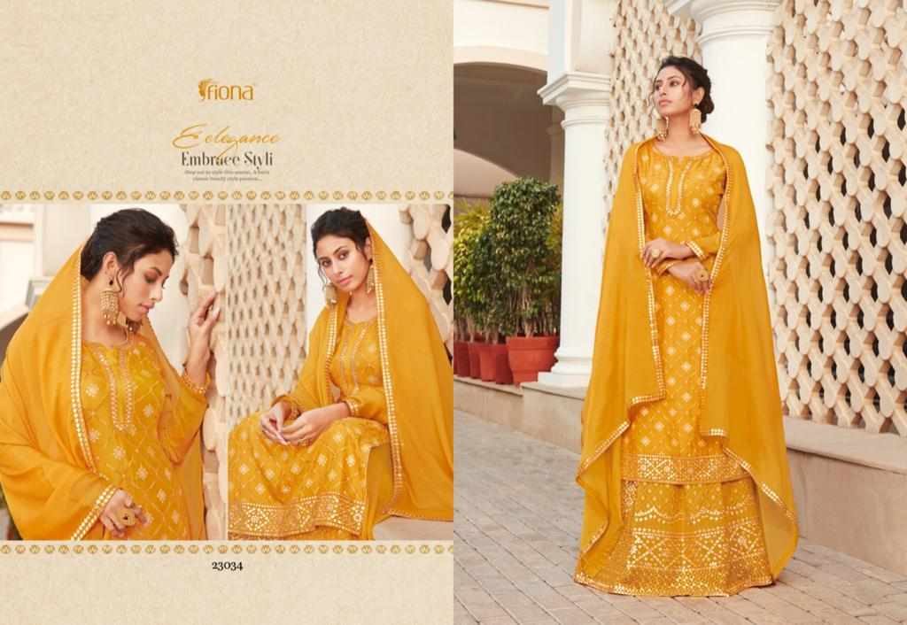 Fiona Ruhi Salwar Suit Wholesale Catalog 4 Pcs 6 - Fiona Ruhi Salwar Suit Wholesale Catalog 4 Pcs