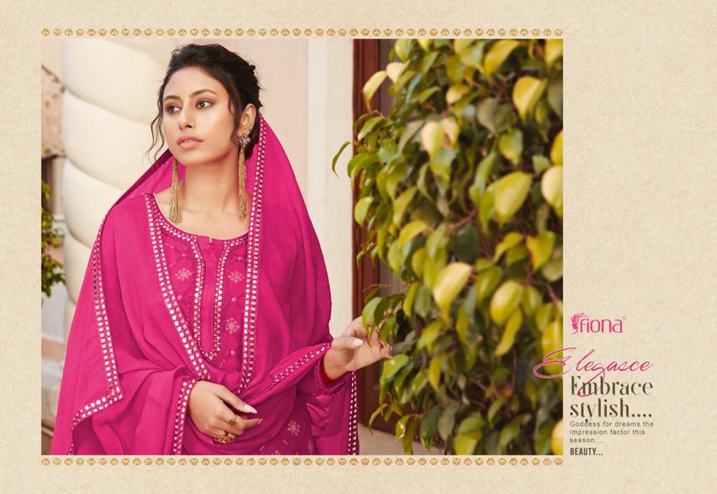 Fiona Ruhi Salwar Suit Wholesale Catalog 4 Pcs 7 - Fiona Ruhi Salwar Suit Wholesale Catalog 4 Pcs