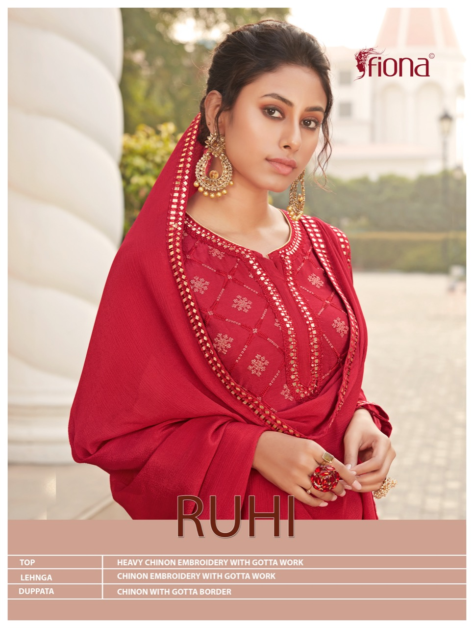 Fiona Ruhi Salwar Suit Wholesale Catalog 4 Pcs 8 - Fiona Ruhi Salwar Suit Wholesale Catalog 4 Pcs