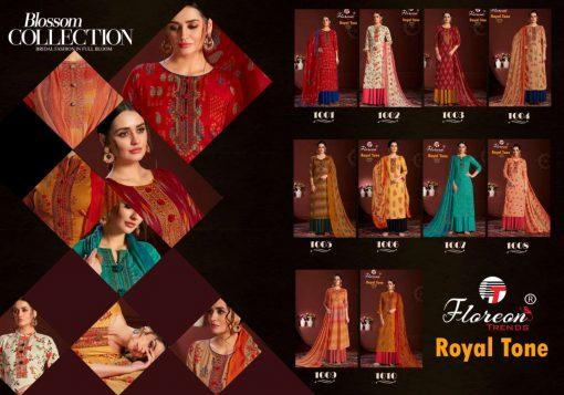 Floreon Trends Royal Tone Salwar Suit Wholesale Catalog 10 Pcs 11 1 510x357 - Floreon Trends Royal Tone Salwar Suit Wholesale Catalog 10 Pcs