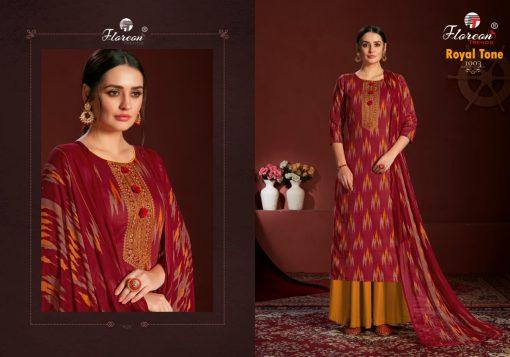 Floreon Trends Royal Tone Salwar Suit Wholesale Catalog 10 Pcs 3 510x357 - Floreon Trends Royal Tone Salwar Suit Wholesale Catalog 10 Pcs
