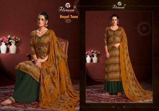 Floreon Trends Royal Tone Salwar Suit Wholesale Catalog 10 Pcs 5 510x357 - Floreon Trends Royal Tone Salwar Suit Wholesale Catalog 10 Pcs
