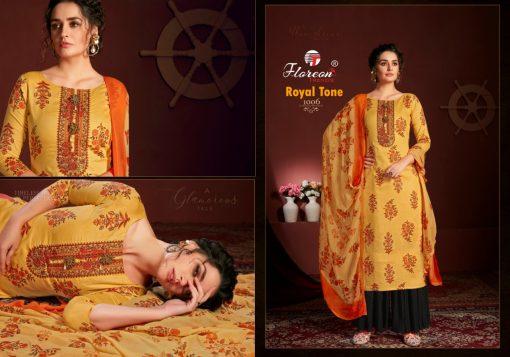 Floreon Trends Royal Tone Salwar Suit Wholesale Catalog 10 Pcs 6 510x357 - Floreon Trends Royal Tone Salwar Suit Wholesale Catalog 10 Pcs