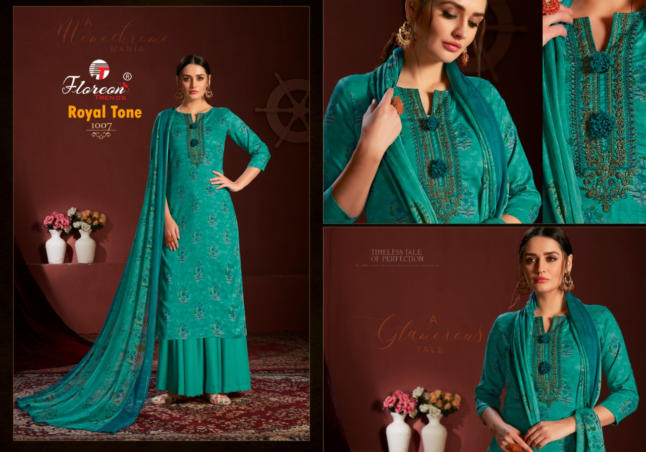 Floreon Trends Royal Tone Salwar Suit Wholesale Catalog 10 Pcs 7 - Floreon Trends Royal Tone Salwar Suit Wholesale Catalog 10 Pcs