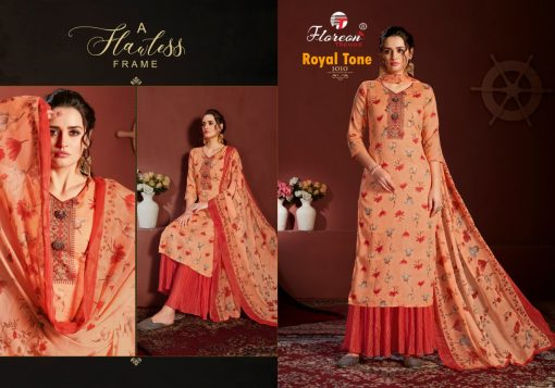 Floreon Trends Royal Tone Salwar Suit Wholesale Catalog 10 Pcs 8 510x357 - Floreon Trends Royal Tone Salwar Suit Wholesale Catalog 10 Pcs
