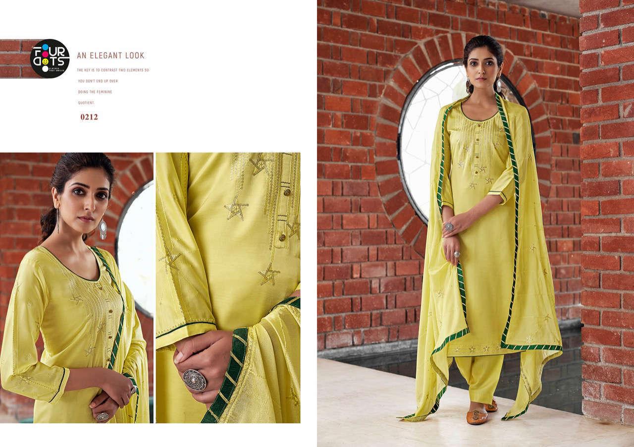 Four Dots Shubharambh Vol 4 by Kessi Salwar Suit Wholesale Catalog 4 Pcs 3 - Four Dots Shubharambh Vol 4 by Kessi Salwar Suit Wholesale Catalog 4 Pcs