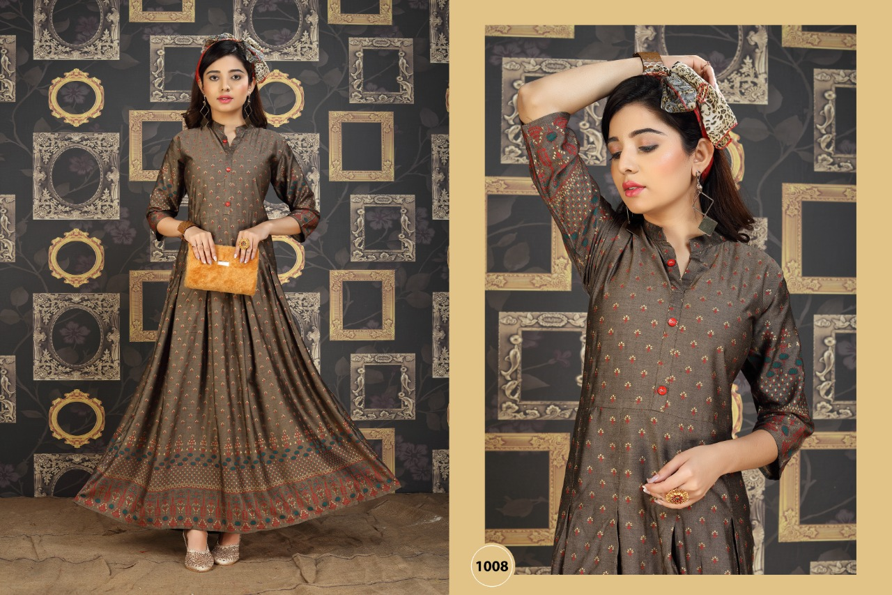 Galaxy Kurti Wholesale Catalog 8 Pcs 2 - Galaxy Kurti Wholesale Catalog 8 Pcs