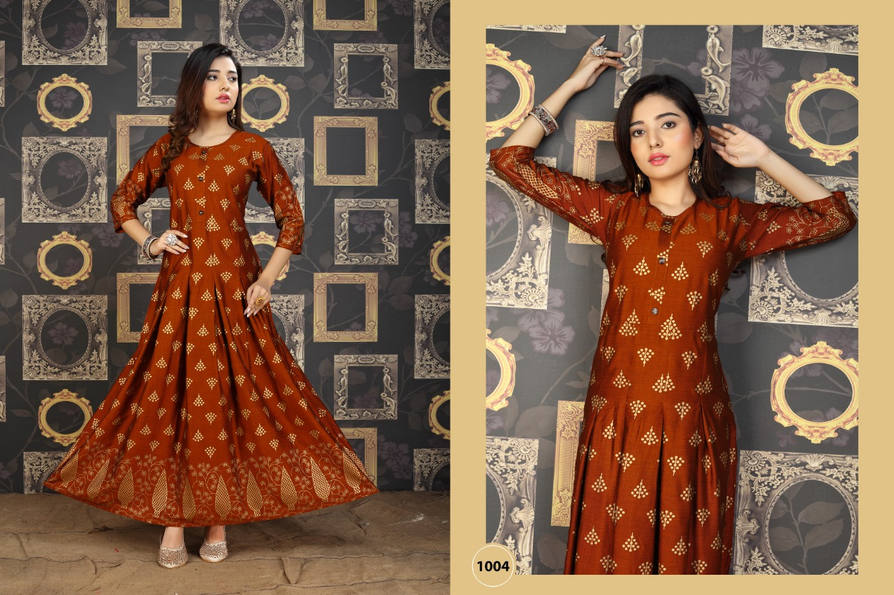 Galaxy Kurti Wholesale Catalog 8 Pcs 6 - Galaxy Kurti Wholesale Catalog 8 Pcs
